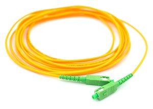 SC/APCAPC to SC/APC fiber optic patch cord single-mode